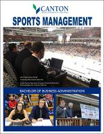 Sports Management brochure cover