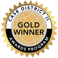 CASE District II Gold Winner