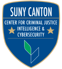 Center for Criminal Justice, Intelligence and Cybersecurity logo