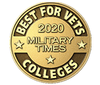 2020 Military Times - Best for Vets