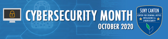 Cybersecurity Month October 2020