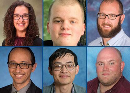 Stephanie Fredrick, Dylan Bradley, Robert McManus, Kambiz Ghazinour, Minhua Wang, Jim Sheppard