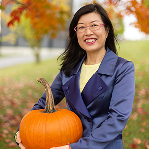Halloween Inspires SUNY Canton Professor's Culture and Literacy Lessons