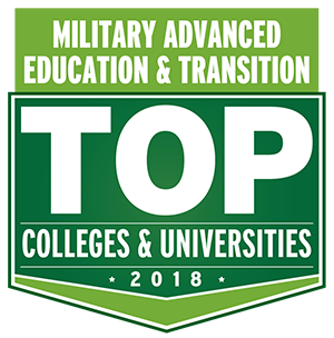 Military Advanced Education & Transition - Top Colleges & Universities 2018
