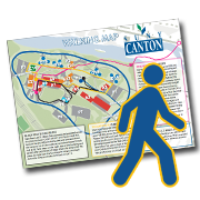Printable Map: Walking Map