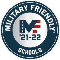 Military Friendly Schools 2021-22