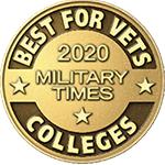 Best for Vets Colleges - Military Times 2020