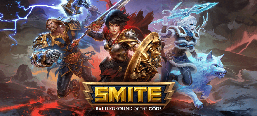 Smite - Battleground of the Gods
