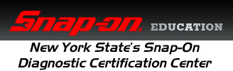 Snap-On Education - New York State's Snap-On Diagnostic Certification Center
