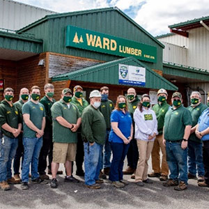 Chancellor Malatras and NYS SBDC Interim Director Tammy Morrow Joint Statement on Ward Lumber Transitioning Ownership to Employees with Help of SUNY Canton